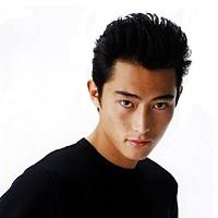 Japanese actor Okazaki Rei