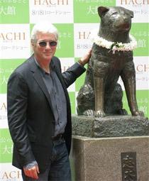 Richard Gere Hachiko
