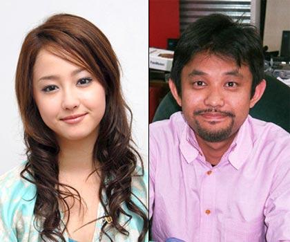 Sawajiri Erika, Takashiro Tsuyoshi