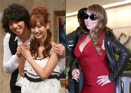 Shoji Tomoharu, Fujimoto Miki, Mariah Carey