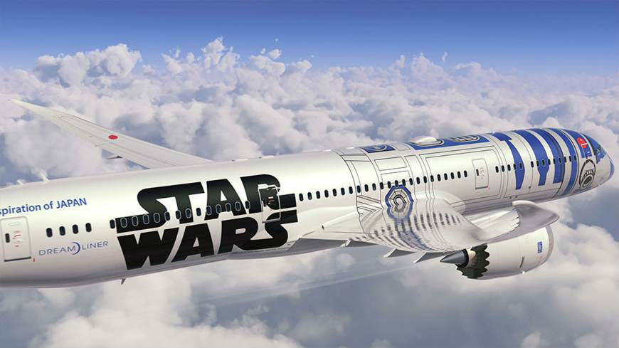 Star Wars Dreamliner