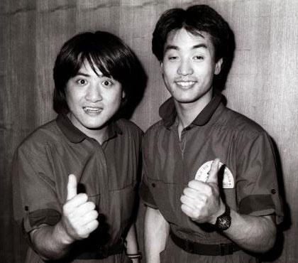 Taihei Saburo & Shiro