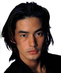 Japanese star Takenouchi Yutaka
