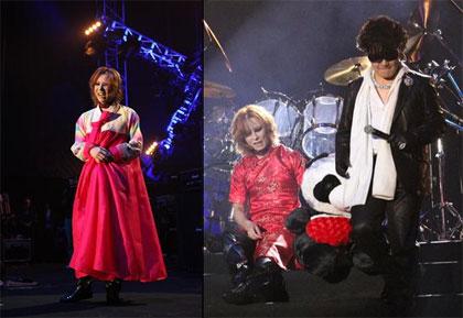 X Japan Asia Tour