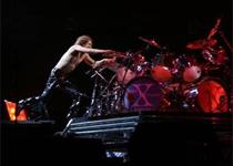 X Japan drummer Yoshiki