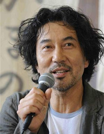 Japanese actor Yakusho Koji