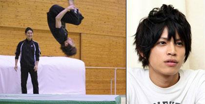 Yamamoto Yusuke, Tumbling