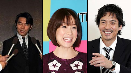 Yanagiya Karoku, Uchida Kyoko, Sawamura Ikki