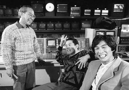 Yokozawa Takeshi, Beat Takeshi, Akashiya Sanma