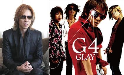 Yoshiki, Glay
