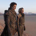 Dune - Timothee Chalamet and Rebecca Ferguson