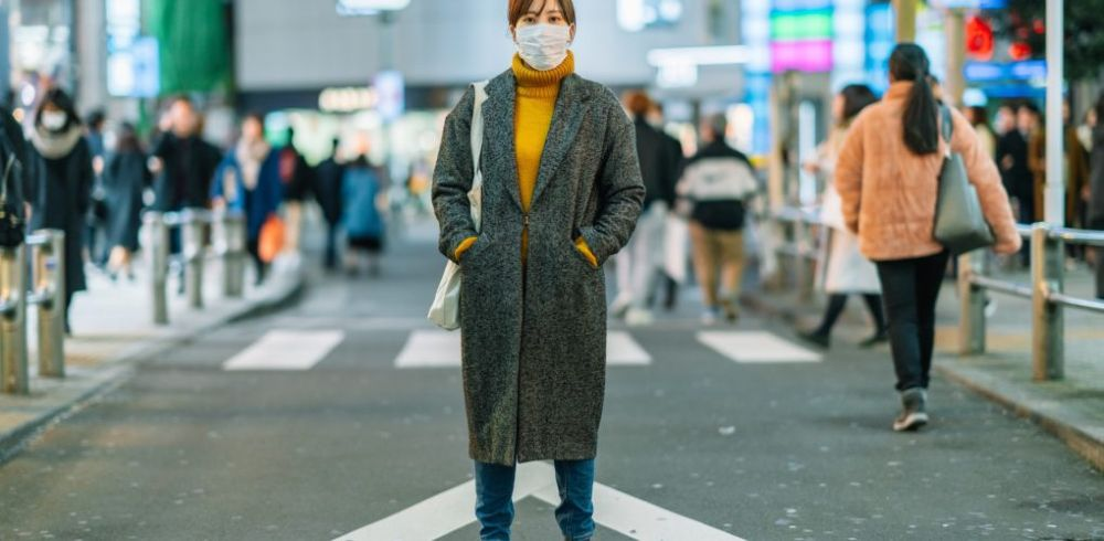 Tokyo and other areas of Japan have seen a dramatic spike in Covid-19 cases over the summer.