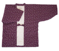 View Hanten - Ladies/Sakura (Purple, M)