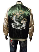 View Sukajan Jacket - Dragon/Tiger 1