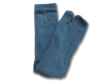 Tabi Sports Socks (Color, L) - Blue