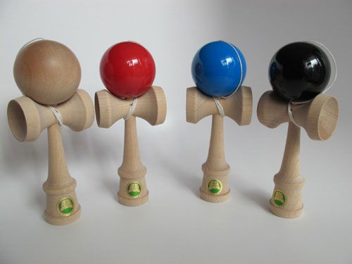 Japanese Toys And Games : Official kendama tk master
